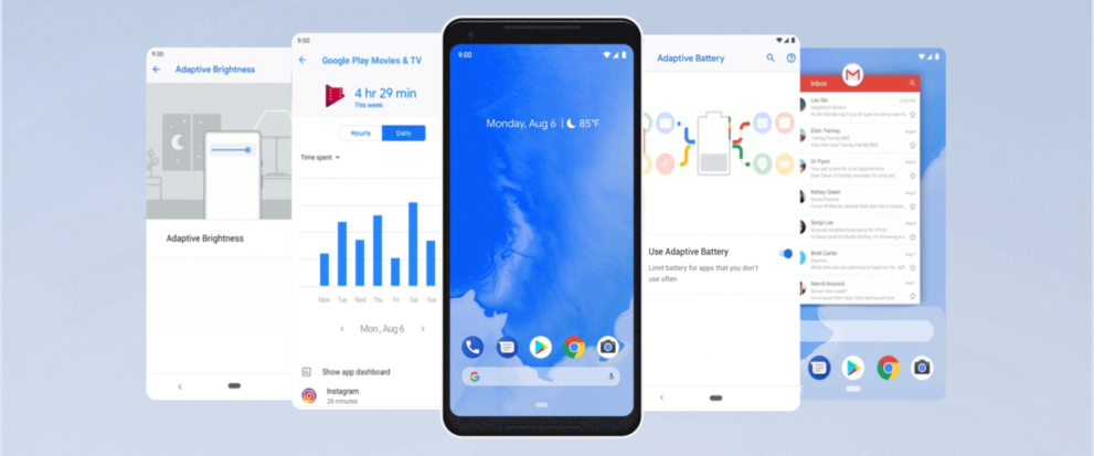 12 New Features in Android Pie 9
